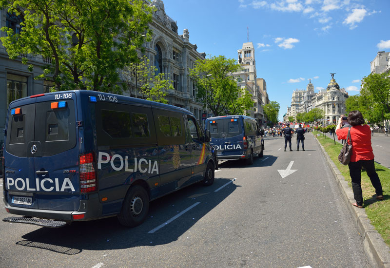 Мадрид. 1 мая 2014. Madrid. 94