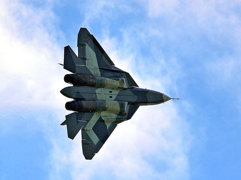 Т-50 ПАК ФА. МАКС-2013. Авиашоу 101.