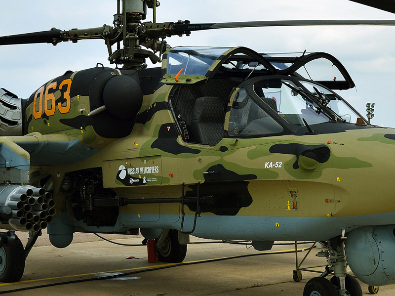 Ка-52. МАКС-2013. Авиашоу 31.