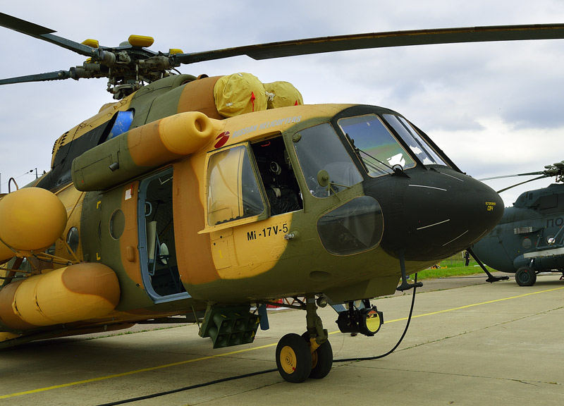 Ми-17. МАКС-2013. Mi-17. Авиашоу 28.