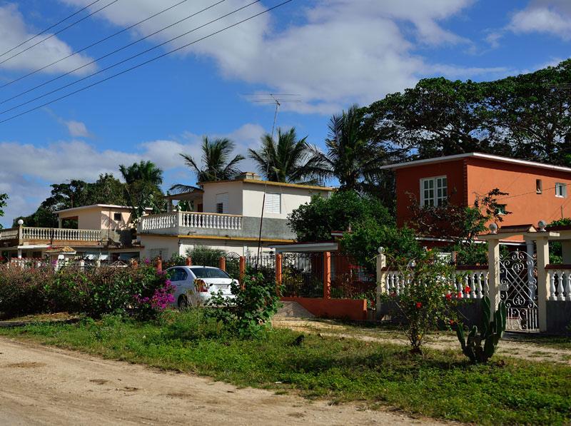 Варадеро - Сагуа-Ла-Гранде - Ремедиос - Санта-Клара. 61