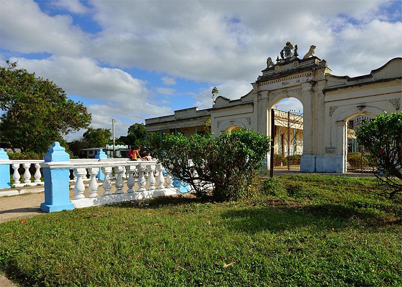 Варадеро - Сагуа-Ла-Гранде - Ремедиос - Санта-Клара. 64