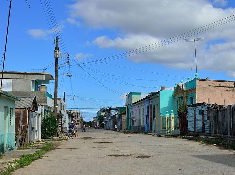 Варадеро - Сагуа-Ла-Гранде - Ремедиос - Санта-Клара. 66
