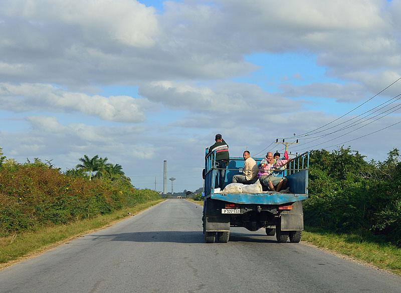 Варадеро - Сагуа-Ла-Гранде - Ремедиос - Санта-Клара. 88