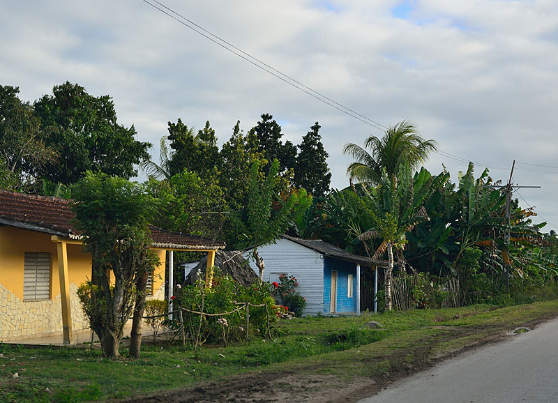 Варадеро - Сагуа-Ла-Гранде - Ремедиос - Санта-Клара. 90