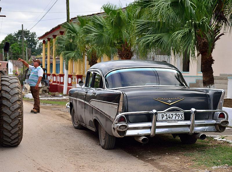 Варадеро - Сагуа-Ла-Гранде - Ремедиос - Санта-Клара. 93