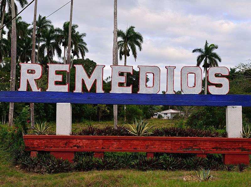 Варадеро - Сагуа-Ла-Гранде - Ремедиос - Санта-Клара. 101
