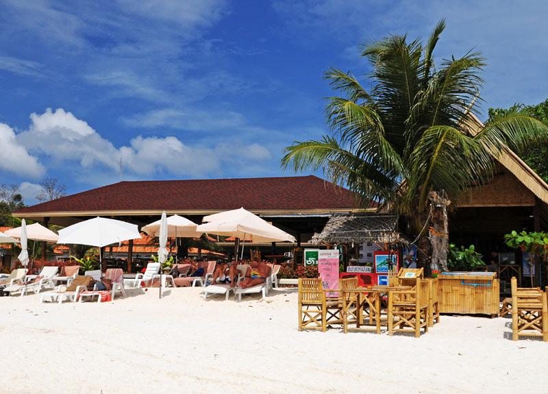 Ко Липе. Пляж Паттайя. Ko Lipe. Pattaya Beach. 11