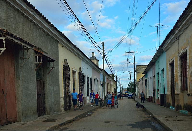 Варадеро - Сагуа-Ла-Гранде - Ремедиос - Санта-Клара. 114