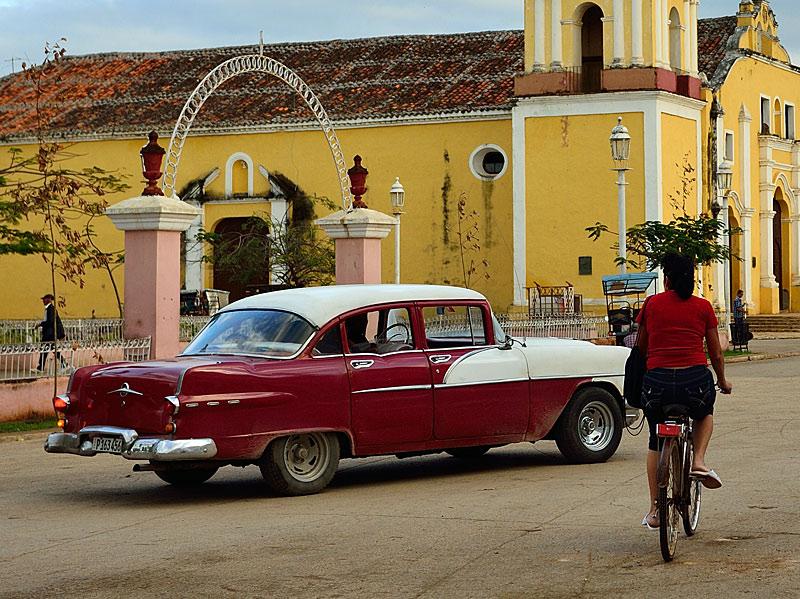 Варадеро - Сагуа-Ла-Гранде - Ремедиос - Санта-Клара. 125