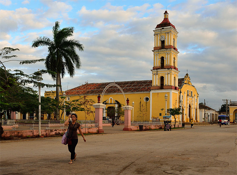 Варадеро - Сагуа-Ла-Гранде - Ремедиос - Санта-Клара. 126