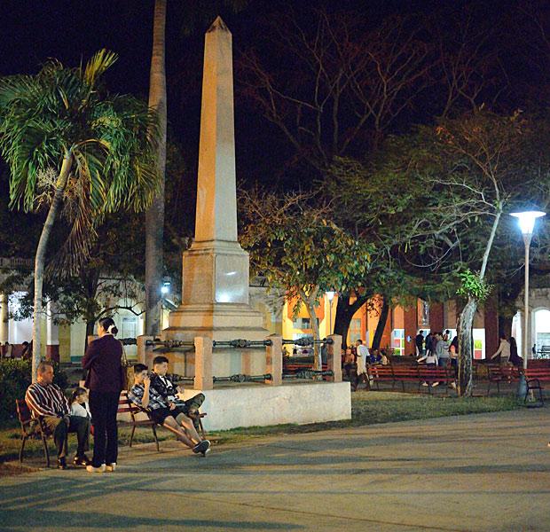 Варадеро - Сагуа-Ла-Гранде - Ремедиос - Санта-Клара. 146