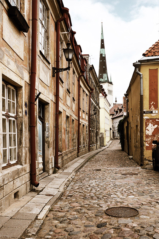 Улицы Таллинна