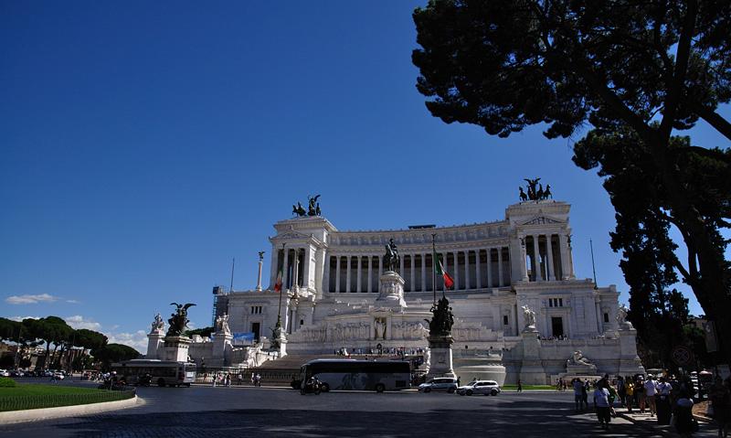 Рим. Rome. 6