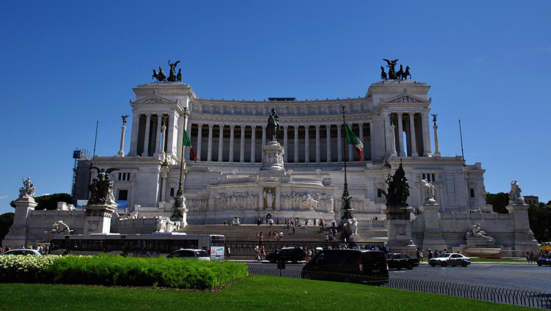 Рим. Rome. 4