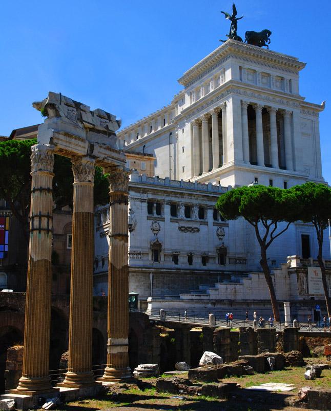 Рим. Rome. 7
