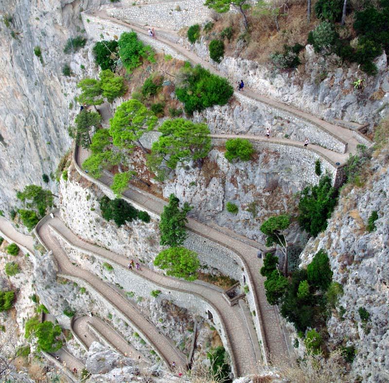 Капри. Capri. 8