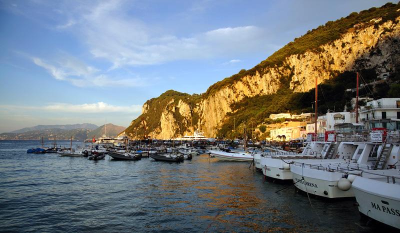Капри. Capri. 10