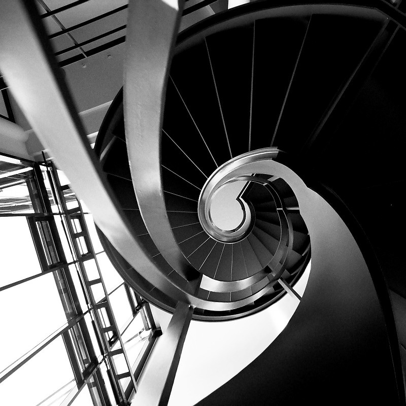 Stairs or Turbine