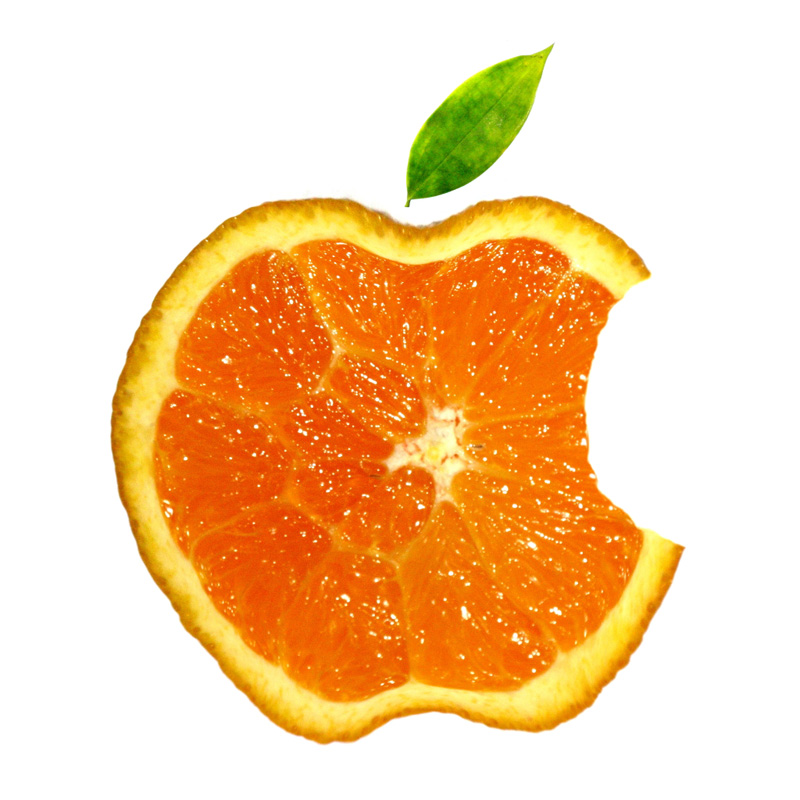 Apple or Orange?