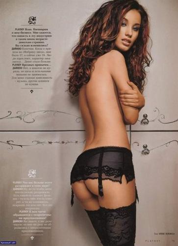 Виктория Дайнеко. Playboy. 6