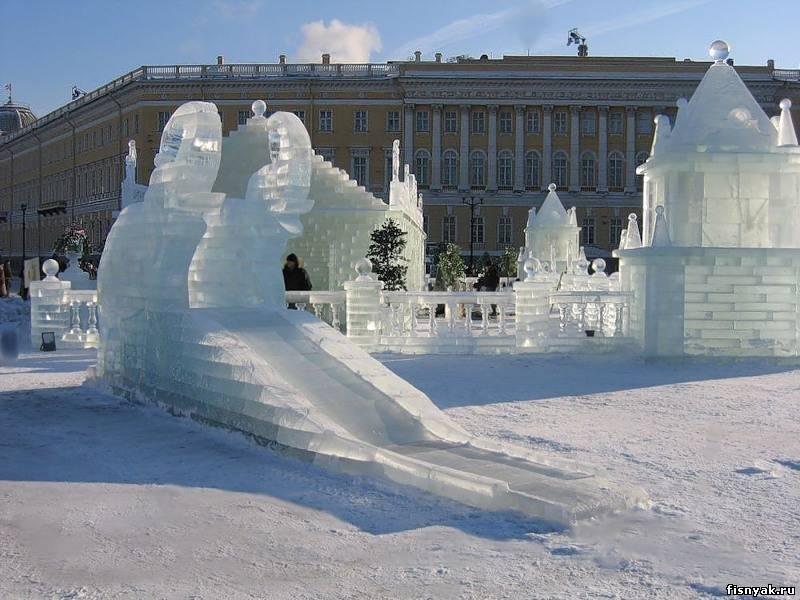 Санкт-Петербург. Ледяной дворец. 3