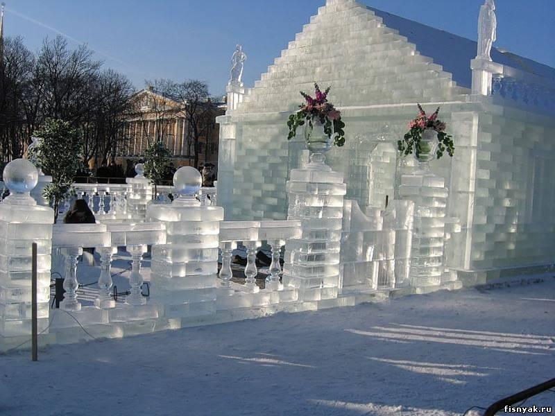 Санкт-Петербург. Ледяной дворец. 4