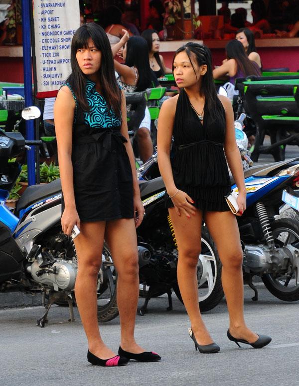 Паттайя. Девушки. Pattaya. 81