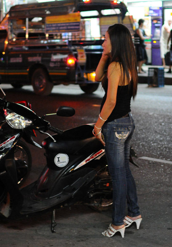 Паттайя. Девушка. Pattaya. 83