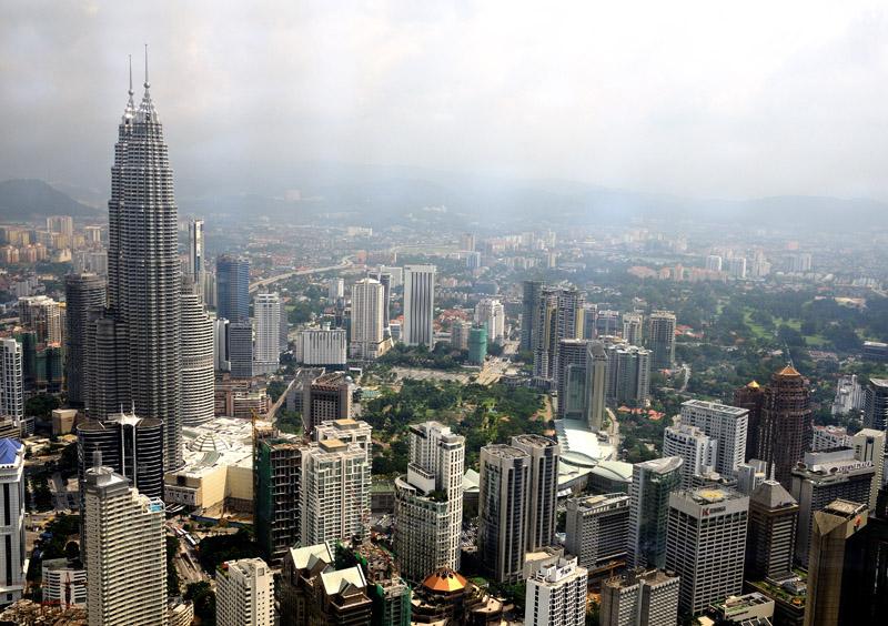 Куала-Лумпур. Петронасы. Kuala Lumpur. Petronas. 2