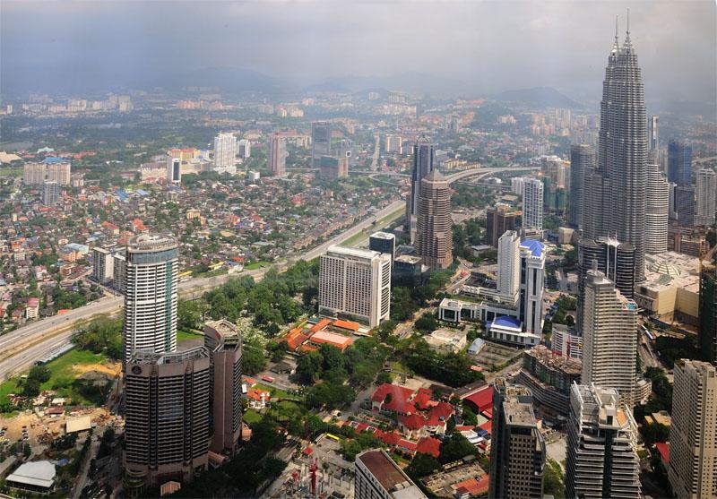 Куала-Лумпур. Петронасы. Kuala Lumpur. Petronas. 1