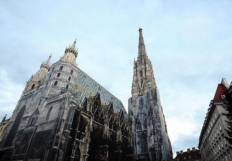 Вена. Собор Св. Стефана. Vienna. Stefansdom. 13