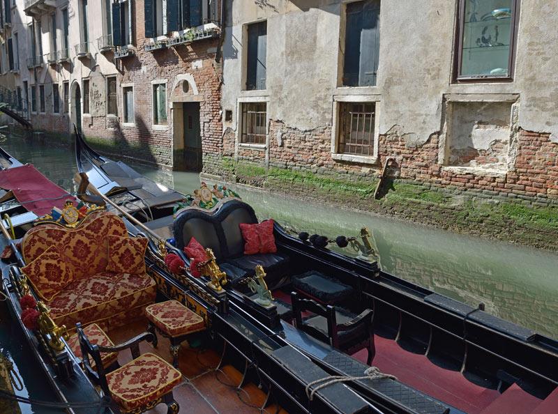 Венеция. Гондолы и гондольеры. Venice. 79