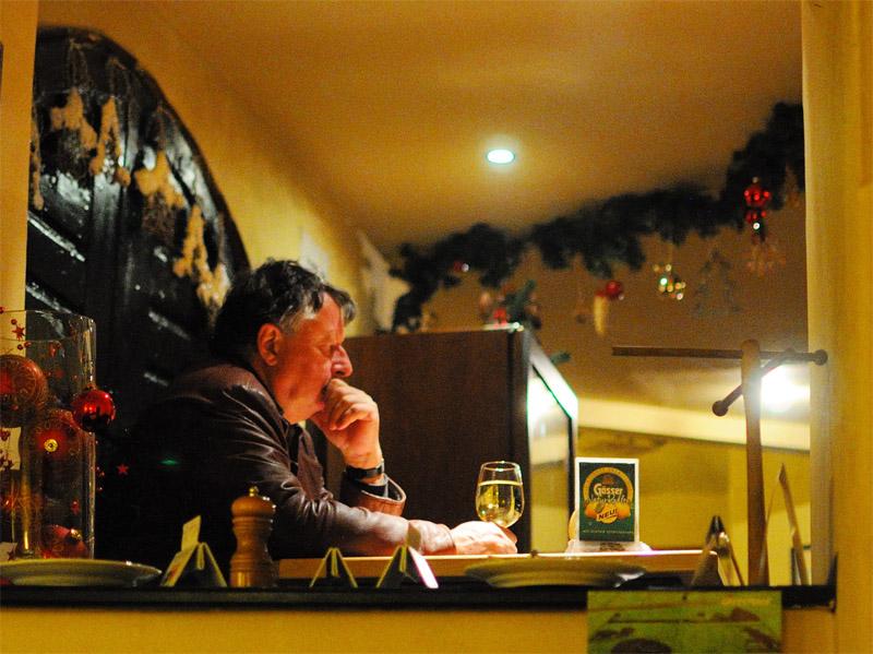 Вена. Пивной ресторан Бирклиник. Gosser Bierklinik. Vienna. 16