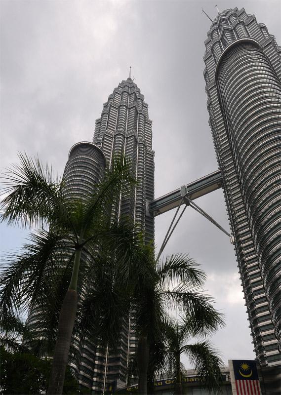 Куала-Лумпур. Петронас. Petronas. 40