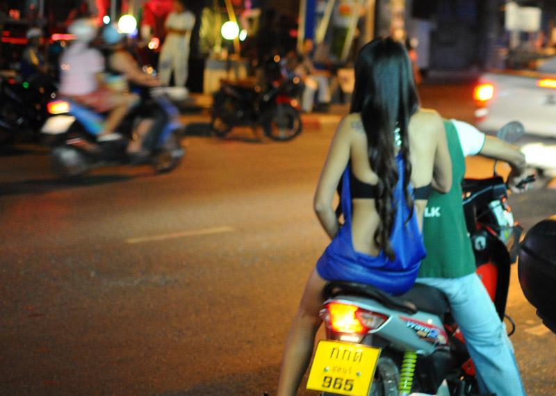 Паттайя. Девушка. Pattaya. 84