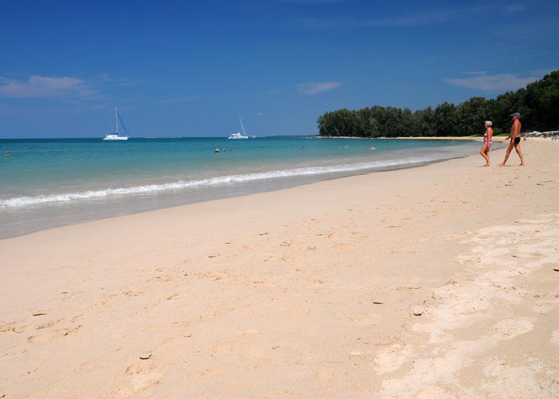 Пхукет. Пляж Най Янг. Nai Yang Beach Phuket. 2