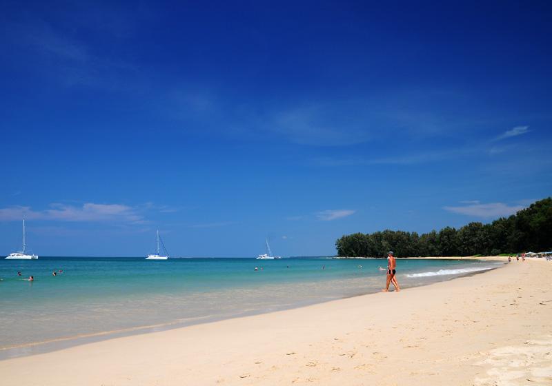 Пхукет. Пляж Най Янг. Nai Yang Beach Phuket. 8