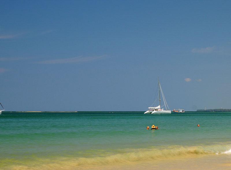 Пхукет. Пляж Най Янг. Nai Yang Beach Phuket. 4