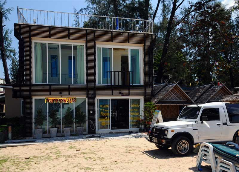 Пхукет. Пляж Най Янг. Nai Yang Beach Phuket. 9