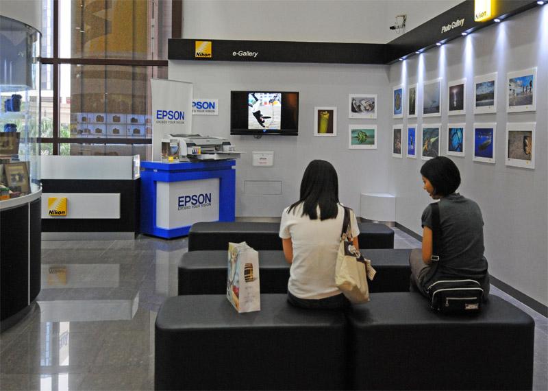 Сервис Никон в Куала-Лумпуре. 3