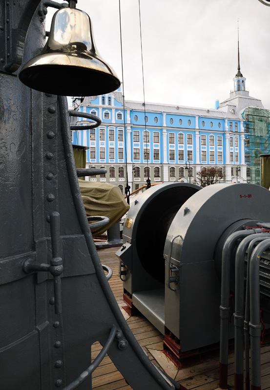 """Санкт-Петербург c крейсера """"Аврора"""""""