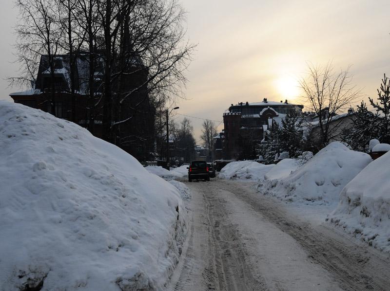Питер. Зима 2011. 3