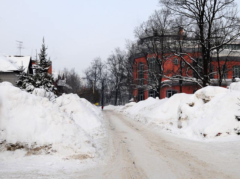Питер. Зима 2011. 1