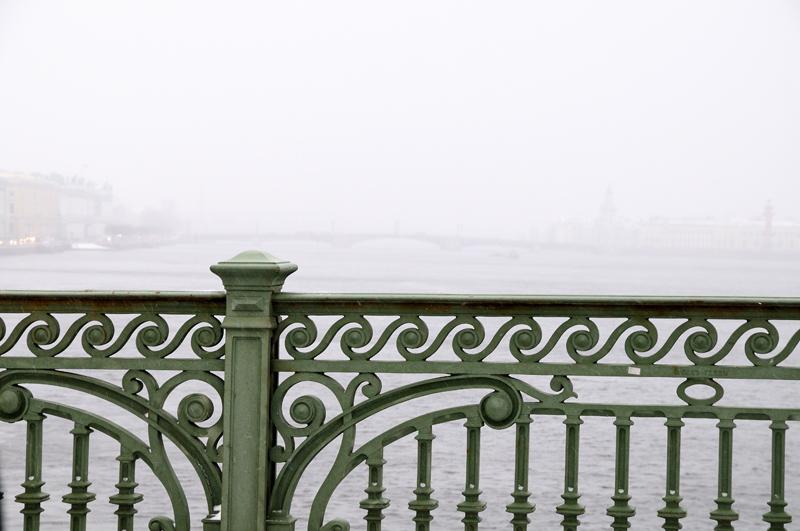 Санкт-Петербург. Троицкий мост.