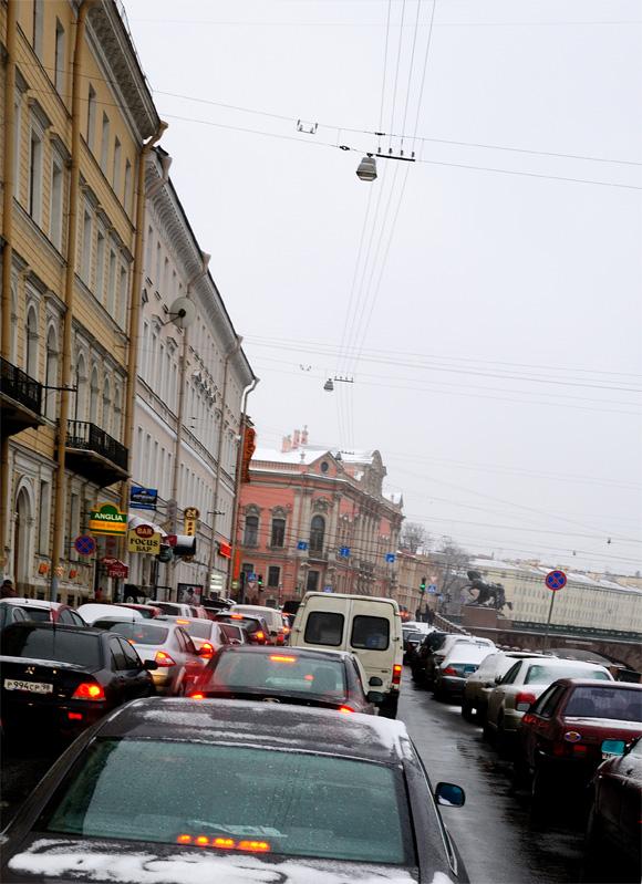 Санкт-Петербург. Фонтанка.
