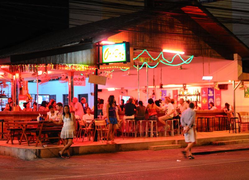 Паттайя. Бары с девушками. Pattaya. 27