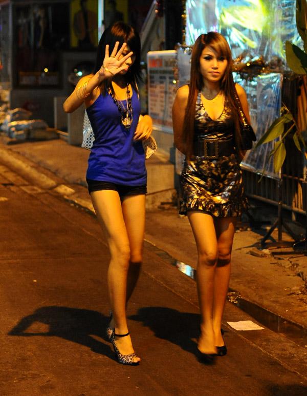 Паттайя. Девушки. Pattaya. 86