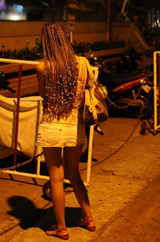 Паттайя. Девушка. Pattaya. 87
