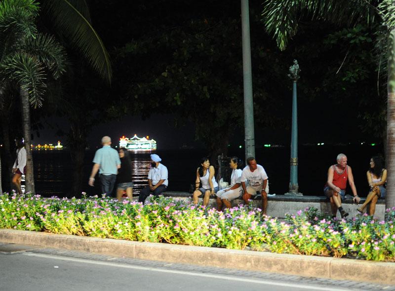 Паттайя. Бич Роад. Pattaya. 110
